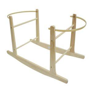 patas para moises de madera